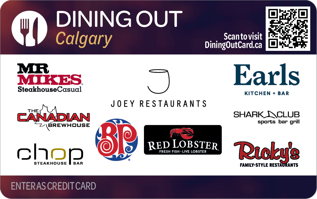 Dining Out Calgary