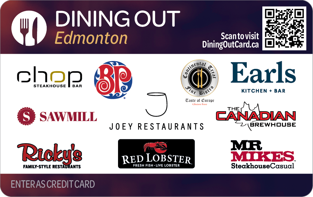 Dining Out Edmonton