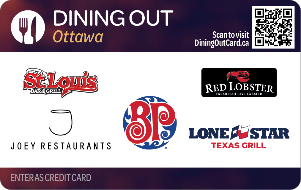 Dining Out Ottawa
