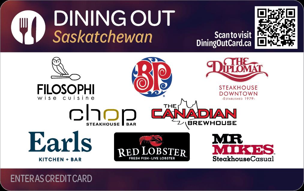 Dining Out Saskatchewan